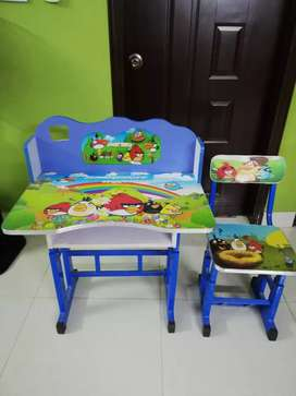 Study table for kids with chair