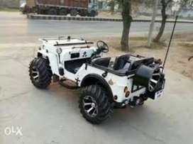 willy new brand jeep