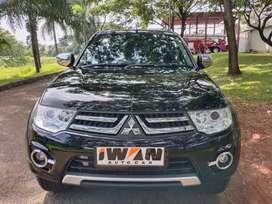 2014 Mitsubishi Pajero Sport Dakar 2.5 Autometic Diesel