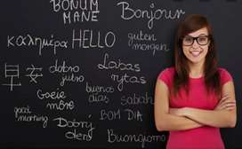 LANGUAGE TEACHER Require & can earn nice extra income