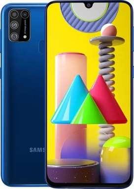 Samsung m31 6/64gb 6months old