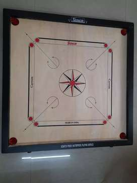 Large brand new carrom board