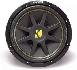 Subwofer kicker 12 inci