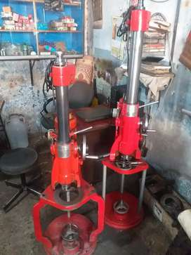 All type of diesel gas and petrol engines head cylinder repairing cntr