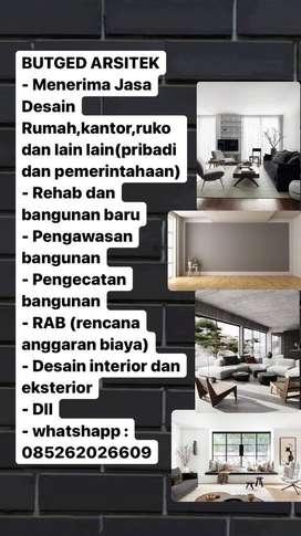 jasa desain properti (rumah,kantor,toko)