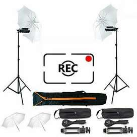 Digitek photography lighting for both indoor and outdoor use
