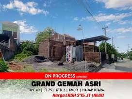 Ready Progres Sendang Asri Gemah Pedurungan Kota Semarang