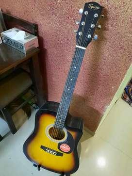 Fender unused guitar