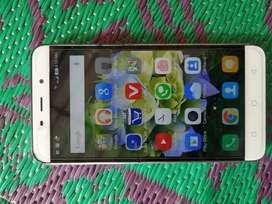 Coolpad mobile 3 GB RAM 16 GB internal memory fingerprint mobile super