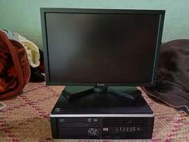 Hp system Dell lcd
