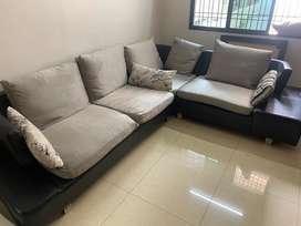 4 seater luxurious sofa
