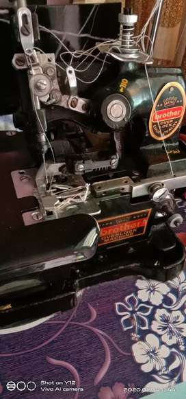 Brand new sewing machine