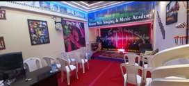 """KARAOKE STUDIO""   Available On Rent Basis,  Sound system, mic"