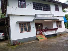 2 Floor House with 40 cent land in kambalakkad,wayanad
