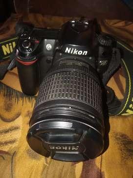 Nikon D80 Lesa 18-135