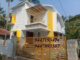 New 3 bedroom house for sale at Kozhikode - Kovoor.Price: 58 Lakhs