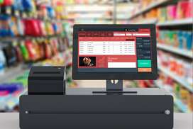 Garments Point of Sale , Billing Software for Stores , Cosmetics ,Cafe