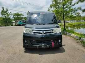 Dp 14 jt.! Kredit murah Daihatsu Luxio X matic 2012 new look.!!