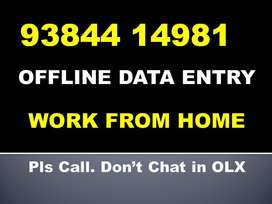 Simple typing jobs at home join today