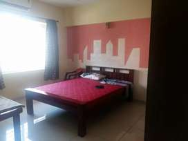 2bhk semi furnished flat for rent at Kottara Infosys