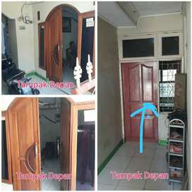 Rumah kampung Lokasi di bekasi kabupaten LT 86 mtr..berkas surat AJB