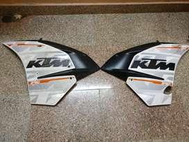 KTM RC 390 Fairings