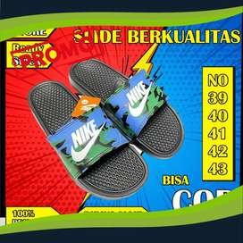 Sandal Slop Slope Selop Keren Mantap Trendy kekinian k14