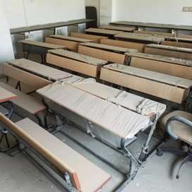 30 benches and 3 board