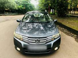 Honda City 1.5 V AT, 2010, Petrol