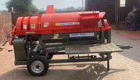 Golden punjab paddy thresher