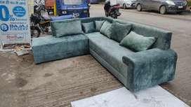 Designer Green color sofa set