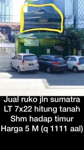 Jual ruko jalan sumatra gubeng pemuda pandigiling karimun jawa kayoon