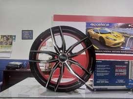 Peleg mobil murah surabaya ring 18x8 H5 BMF | Xpander Sport