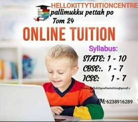 Tuition for all subjects