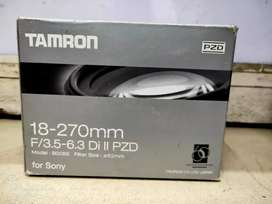 Tamron 18-270 mm f3.5-6.3 di PZD FOR SONY BRAND NEW