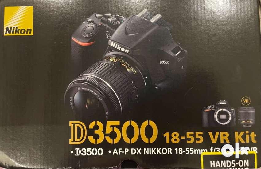 Nikon d3500 for sale