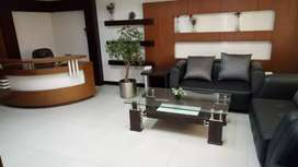 5 cabin 60 seats fully furnished IT office space for rent in sec 63