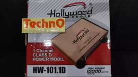 Monoblok Hollywood 10000 watt power amplifier for paket sound tv
