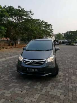 Honda Freed SD at matic 2014