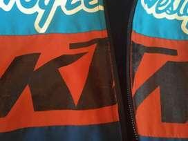 jaket waterproof KTM Troy Lee Design