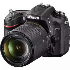 Dslr available on rent