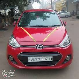Hyundai Xcent ARIANT-VTVT E+, 2014, Petrol
