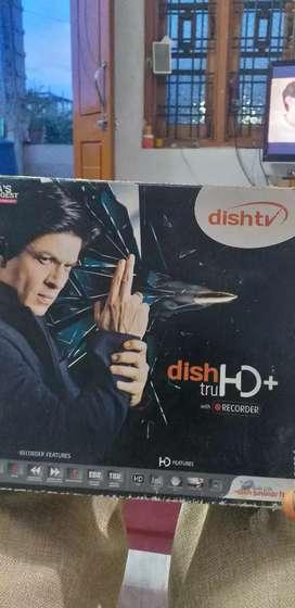DISH HD SETUP BOX