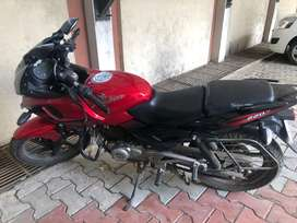 I wana sell my pulsar 220 in a brand new condition .
