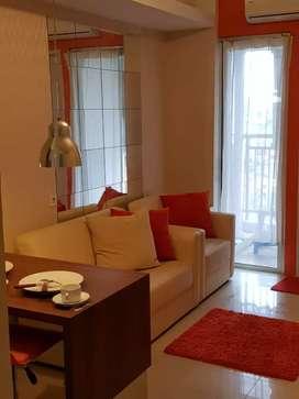 Dijual apartemen 2br Full furnish