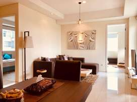 Sewa Apartment 1 Park Residence 2BR Low Floor Tower B Fully Furnished