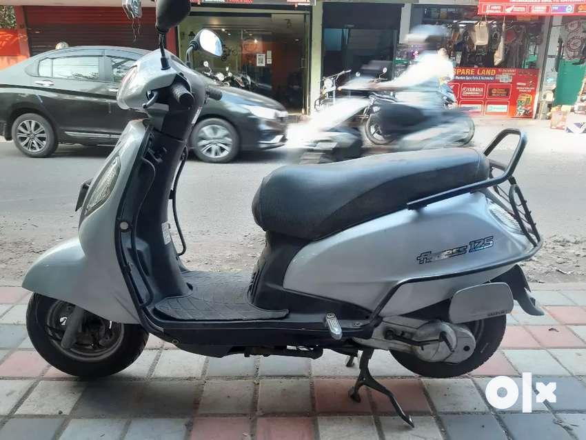2012 Suzuki Access 125 0