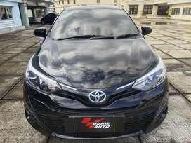 Toyota yaris G at 2018 pjk pnjng siap pakai