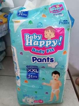 Baby Happy Pants XXL 24