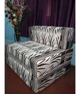 Brand New Foldable Sofa Cum ( All size available )
